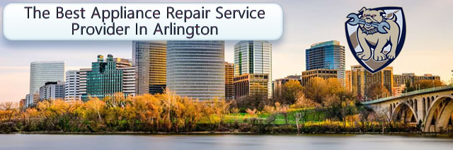 Schedule your appliance service appointment in Arlington, VA 22204 today.